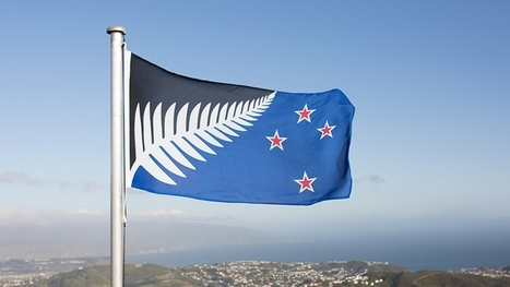 Lessons from New Zealand's disappointing (and now complete) flag referendum | Geography Education | Scoop.it