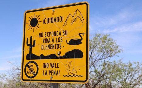 U.S.-Mexico border wreaks havoc on lives of an indigenous desert tribe | Al Jazeera America | Upsetment | Scoop.it
