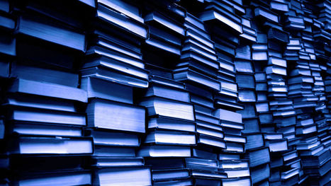 Why Business Books Are Blue (And Other Tricky Marketing Techniques) - Fast Company | Words on Books | Scoop.it
