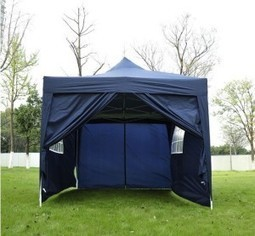 Discover the main benefits that are associated with owning pop up gazebos | Mariya News | Scoop.it