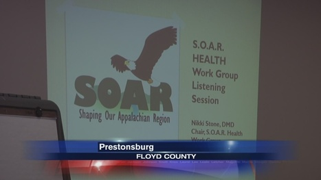 SOAR health work group holds listening session in Floyd County - WKYT   Listening   Scoop.it