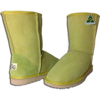 New Spectrum Colour: Cress Green | Ugg Boots | Scoop.it