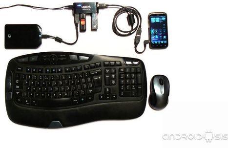Cómo usar la conexión USB OTG en Android | MLKtoSCL | Scoop.it