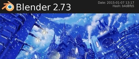 Blender 2.73 is now available | Culture and Fun - Second Life - Apps & Utilities | Scoop.it