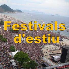Els altres Festivals d'estiu a Catalunya | Actualitat Musica | Scoop.it