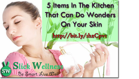 5 Items In The Kitchen That Can Do Wonders On Your Skin | Life, Love, Personal Development and Family | Scoop.it