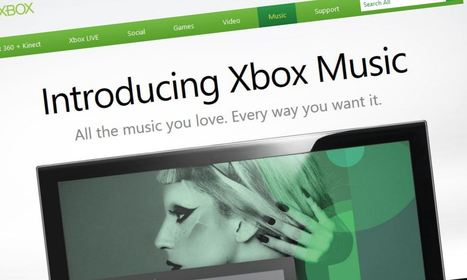 Microsoft's XBox Music Service Goes Ad-Supported With TargetSpot | Radio 2.0 (En & Fr) | Scoop.it