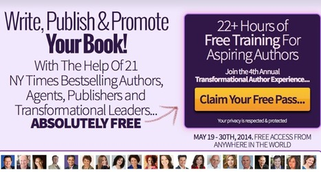 The Transformational Author Online Classes | Developing Creativity | Scoop.it