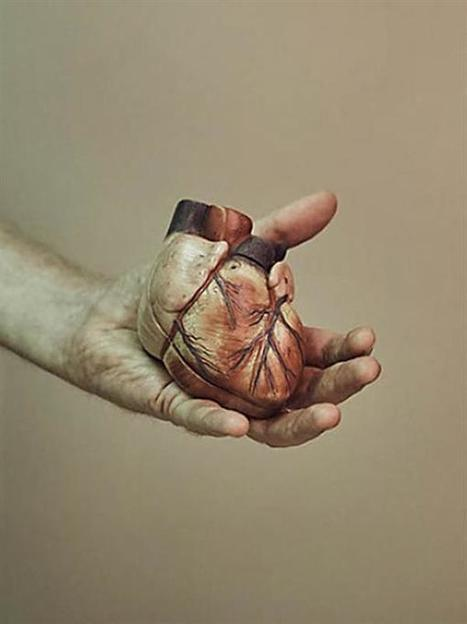 This patient defied doctors and 3D printed his own heart   3D Printing & Health - Impression 3D & Santé   Scoop.it