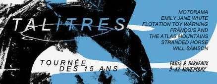 Le label Talitres souffle ses 15 bougies au Rocher de Palmer ! | Saison Rocher de Palmer | Scoop.it