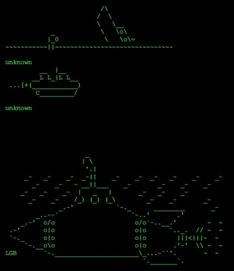 SUBMARINE - ASCII ART | ASCII Art | Scoop.it