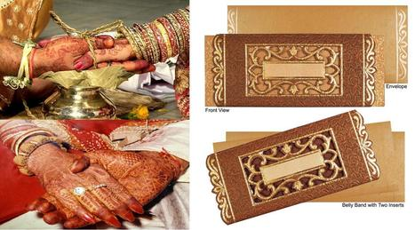DH-1053 | Hindu Wedding Cards | Scoop.it