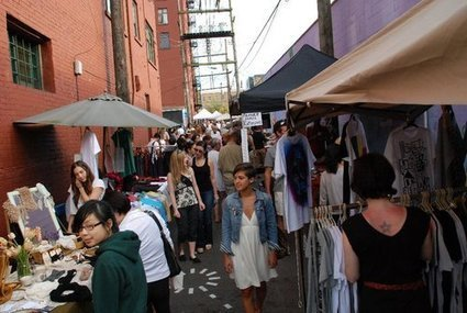 Placemaking and Urban Design with Alleyways | MyCity | Scoop.it