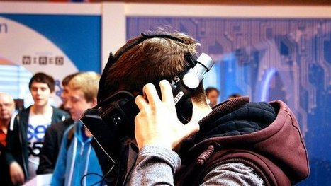 Journalism in Virtual Reality | cool stuff from research | Scoop.it