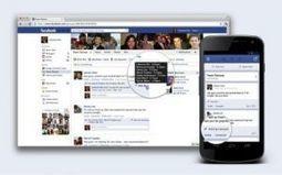 Facebook comptait fin juin 955 millions d'utilisateurs | Facebook Pages | Scoop.it