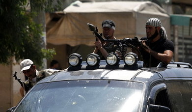 Mercenaries stir up #Syria conflict - #UN | From Tahrir Square | Scoop.it