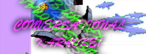CONVERSATIONAL KARAOKE!! : JESSE MALMED | kara okey | Scoop.it