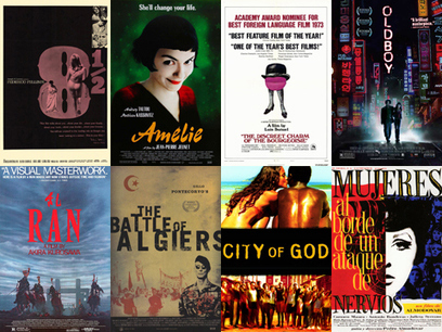 50 Foreign-Language Films Everyone Needs to See, 1963-2013 | Listening activities for English language learners | Scoop.it