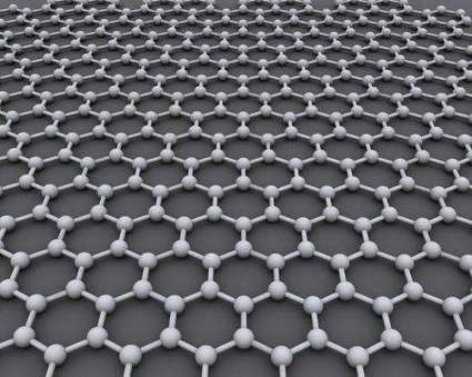 Graphene and diamonds prove a slippery combination | shubush design & wellbeing | Scoop.it