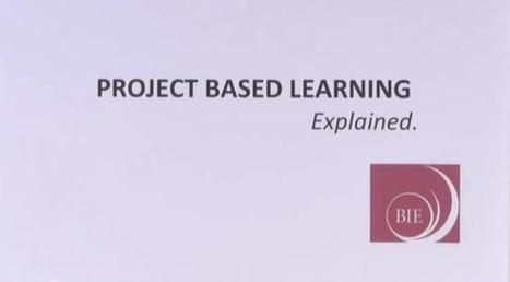 Aprendizaje Basado en Proyectos para Todos | Video | Educacion, ecologia y TIC | Scoop.it