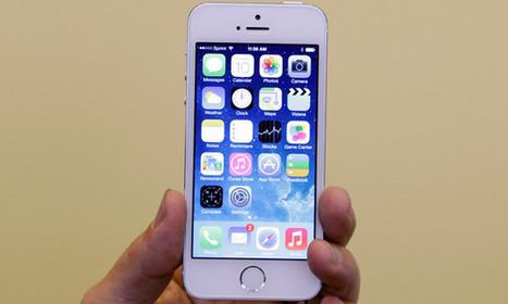 iPhone 5S – first impressions | ICT in the news | Scoop.it