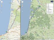 Les itinéraires à vélo de Google Maps disponibles en France | Physical activity and Health | Scoop.it