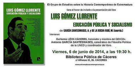 El Grupo de Estudios sobre la Historia Contemporánea de ... - Región Digital   Historia de la Educación y la Pedagogía   Scoop.it