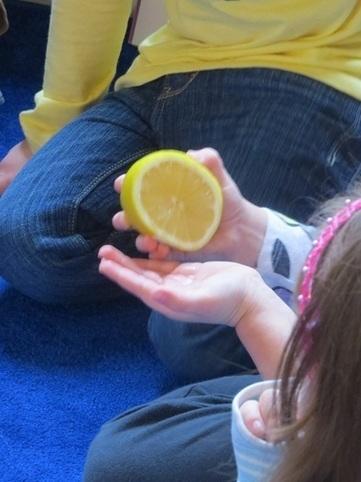 Lemon drop painting   Teach Preschool   Teach Preschool   Scoop.it