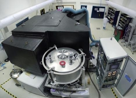 L'imageur d'exoplanètes SPHERE vient d'être expédié au Chili - INSU-CNRS (Communiqué de presse) | Infinity | Scoop.it