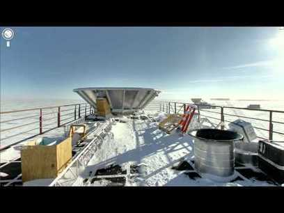 Google Street View Can Now Take You On Tours of Historical Sites in the Antarctic | BAHS World Geography | Scoop.it