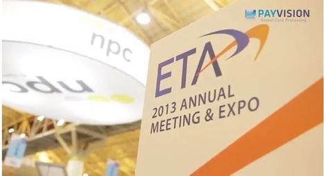 Video Report – Why is everybody attending the ETA Annual Meeting & Expo? | VIDEO Reports Conferences Payment Industry | Scoop.it