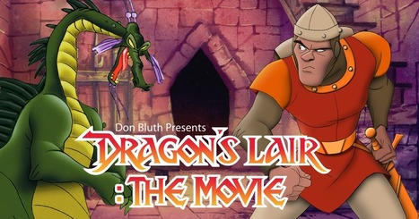 CLICK HERE to support Dragon's Lair Returns | Smart Crowdfunding | Scoop.it
