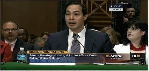Senate confirms Julián Castro as HUD Secretary