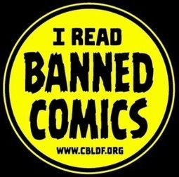 Banned Books Week to focus on comics and graphic novels | Robot ... | Library Stuff | Scoop.it
