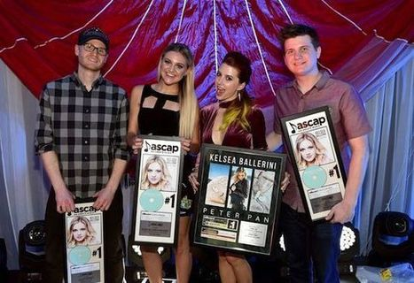 Kelsea Ballerini Brings Nashville To 'Neverland' To Celebrate Third No. 1 Single | Country Music Today | Scoop.it