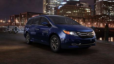 Goudy Honda - Finance 2016 Honda Odyssey California | Goudy honda | Scoop.it