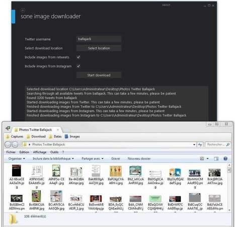 Téléchargement d'images sur Twitter, Sone Image Downloader | Management et promotion | Scoop.it