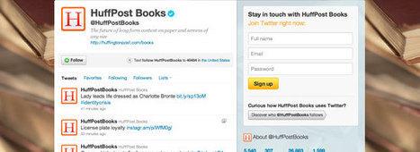 50 Terrific Twitter Feeds for School Librarians | Best Colleges Online | SchoolLibrariesTeacherLibrarians | Scoop.it