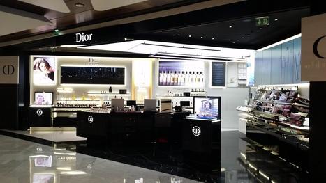 Christian Dior ouvre un ''atelier'' de services parfums et beauté à Parly 2.  - Le Furet du Retail   Omni Channel Retail Expansion in Promising Territories, Digital Transformation, Disruption, Consumer Intelligence   Scoop.it
