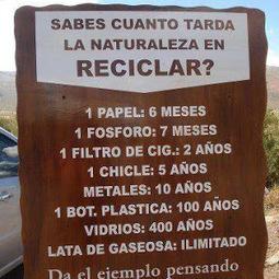 Photo de El Coronel Genial dans Google+ | Reciclando un poco! | Scoop.it