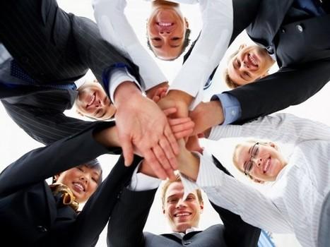 Hur Du Får Dina Medarbetare Att Umgås Som Ett Team | Education | Scoop.it