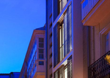 Edificio de viviendas en la Calle Tinajas | Díaz+Díaz+Montero | veredes | Arquitectura: Plurifamiliars | Scoop.it