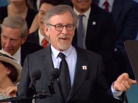 Steven Spielberg tells Harvard grads: 'believing that we're members of the same tribe, and by feeling empathy for every soul' | Empathy and Compassion | Scoop.it