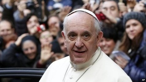 Pope surprises nuns with phone call   Engaging Nuns: History of Women Religious   Scoop.it