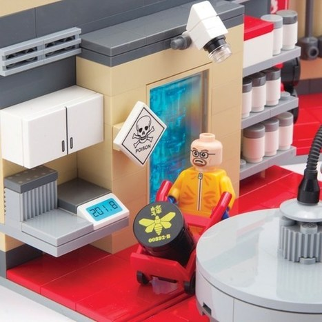 Now you can buy your own Breaking Bad meth lab Lego set | Breaking Bad | Scoop.it