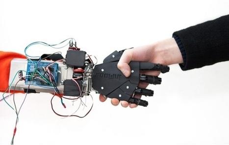 Une prothèse réalisée au FabLab de Rennes | Technology, Coworking - Startup | Scoop.it