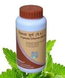 Natural Divya Triphala Churna Remedies For Rejuvination and Detoxificatio | Swami Ramdev  Medicines | Scoop.it