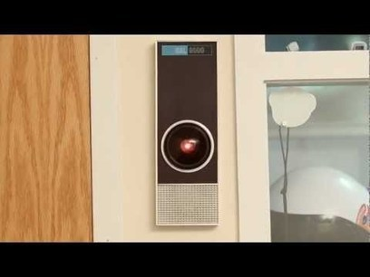The Infamous HAL 9000 Was Built Around a Nikkor 8mm f/8 Fisheye Lens | Science and Stuff | Scoop.it