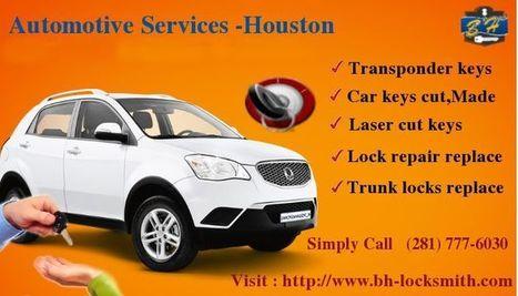 How to Find Professional Automotive Locksmit   BH-locksmith   Scoop.it