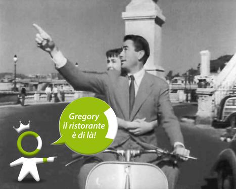 Trovato a Roma il cuore di Gregory Peck. | CicerOOs blog | CicerOOs Quid the World | Scoop.it